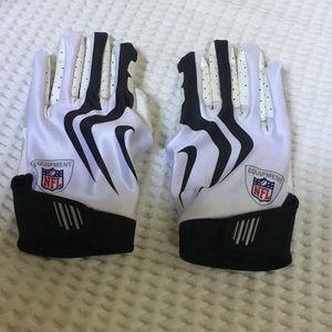 Nike NFL Equipment Football Receiver Gloves XL